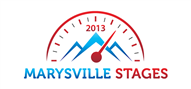Logoinn created this logo for Marysville Stages - who are in the Events Logo Design  Sectors