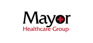 Logoinn created this logo for Mayor Healthcare Group LP - who are in the HealthCare Logo Design  Sectors