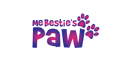Logoinn created this logo for Me Besties Paw - who are in the Veterinary Logo Design  Sectors