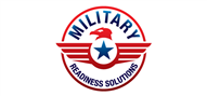 Logoinn created this logo for Military Readiness Solution - who are in the Military Logo Design  Sectors