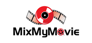 Logoinn created this logo for Mix My Movie - who are in the Media Logo Design  Sectors