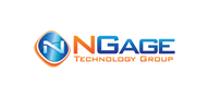 Logoinn created this logo for NGage Technology Group Pty Ltd - who are in the IT Logo Design  Sectors