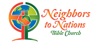 Logoinn created this logo for Neighbors to Nations Bible Church - who are in the Church Logo Design  Sectors