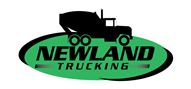 Logoinn created this logo for Newland Trucking - who are in the Transportation Logo Design  Sectors