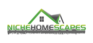 Logoinn created this logo for Niche HomeScapes - who are in the Landscape Logo Design  Sectors