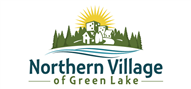 Logoinn created this logo for Northern Village of Green Lake - who are in the Government Logo Design  Sectors