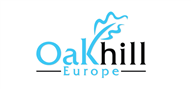 Logoinn created this logo for Oakhill Europe Ltd - who are in the Consulting Logo Design  Sectors