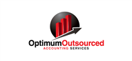 Logoinn created this logo for Optimum - who are in the Accountancy Firm Logo Design  Sectors