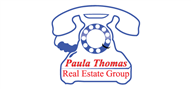 Logoinn created this logo for PR Thomas LLC - who are in the Real Estate Logo Design  Sectors