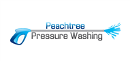 Logoinn created this logo for Peachtree Pressure Washing - who are in the Services Logo Design  Sectors