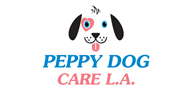Logoinn created this logo for Peppy Dog Care L.A. - who are in the Veterinary Logo Design  Sectors