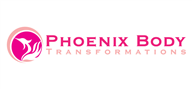 Logoinn created this logo for Phoenix Body Transformations - who are in the Fitness Logo Design  Sectors