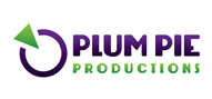 Logoinn created this logo for Plum Pie Productions - who are in the Events Logo Design  Sectors