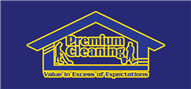 Logoinn created this logo for Premium Cleaing Inc - who are in the Services Logo Design  Sectors
