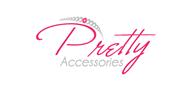 Logoinn created this logo for PrettyAccessories.com.au - who are in the Fashion Logo Design  Sectors