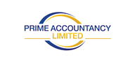 Logoinn created this logo for Prime Accountancy Limited - who are in the Accountancy Firm Logo Design  Sectors