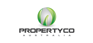 Logoinn created this logo for Propertyco - who are in the Real Estate Logo Design  Sectors