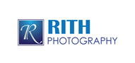 Logoinn created this logo for RITH PHOTOGRAPHY - who are in the Photography Logo Design  Sectors