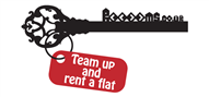 Logoinn created this logo for ROOOOMS.co.uk - who are in the Property Logo  Sectors