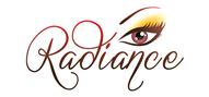 Logoinn created this logo for Radiance Makeup Services - who are in the Salon Logo Design  Sectors