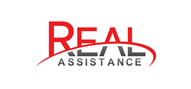 Logoinn created this logo for Real Assistance - who are in the Real Estate Logo Design  Sectors