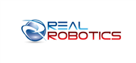 Logoinn created this logo for Real Robotics, Inc. - who are in the Website Logo  Sectors