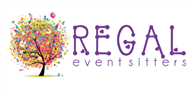 Logoinn created this logo for Regal Event Sitters - who are in the Other Logo  Sectors