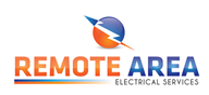 Logoinn created this logo for Remote Area Electrical Services - who are in the Industrial Logo Design  Sectors