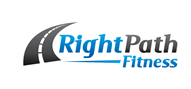 Logoinn created this logo for Right Path Fitness - who are in the Fitness Logo Design  Sectors