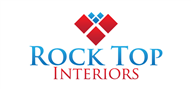 Logoinn created this logo for Rock Top Interiors - who are in the Decoration Logo Design  Sectors