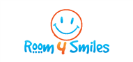 Logoinn created this logo for Room 4 Smiles - who are in the Kids Logo  Sectors