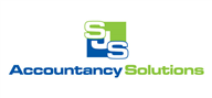 Logoinn created this logo for SJS Accountancy Solutions Limited - who are in the Accountancy Firm Logo Design  Sectors