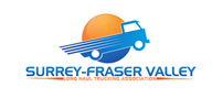 Logoinn created this logo for SURREY-FRASER VALLEY LONG HAUL TRUCKING ASSOCIATIO - who are in the Transportation Logo Design  Sectors