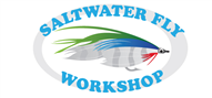 Logoinn created this logo for Saltwater fly workshop - who are in the Outdoor Logo Design  Sectors