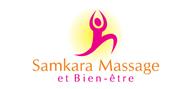 Logoinn created this logo for Samkara - who are in the HealthCare Logo Design  Sectors