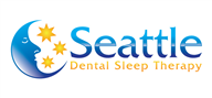 Logoinn created this logo for Seattle Dental Sleep Therapy - who are in the Dentist Logo Design  Sectors