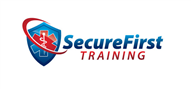 Logoinn created this logo for SecureFirst Training - who are in the Training Logo Design  Sectors