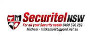 Logoinn created this logo for Securitel NSW - who are in the Industrial Logo Design  Sectors
