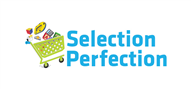 Logoinn created this logo for Selection Perfection - who are in the Wholesale Logo Design  Sectors