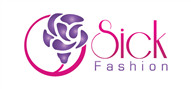 Logoinn created this logo for Sick Fashion - who are in the Fashion Logo Design  Sectors