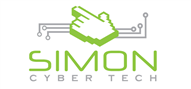 Logoinn created this logo for Simon Cyber Tech - who are in the IT Logo Design  Sectors