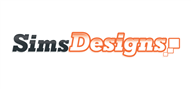 Logoinn created this logo for Sims Designs - who are in the Information Technology Logo Design  Sectors