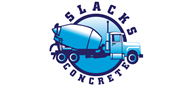 Logoinn created this logo for Slacks Concrete - who are in the Civil Engineering Logo  Sectors