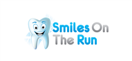Logoinn created this logo for Smiles On The Run - who are in the Dentist Logo Design  Sectors