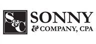 Logoinn created this logo for Sonny & Company, CPA - who are in the Accountancy Firm Logo Design  Sectors