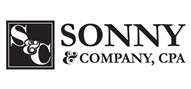 Logoinn created this logo for Sonny & Company, CPA - who are in the Advisory Logo Design  Sectors