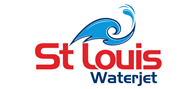 Logoinn created this logo for St Louis Water Jet - who are in the Industrial Logo Design  Sectors