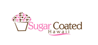 Logoinn created this logo for Sugar Coated Hawaii LLC - who are in the Beverages Logo Design  Sectors