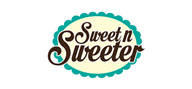 Logoinn created this logo for Sweet n Sweeter - who are in the Cafes Logo Design  Sectors