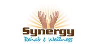 Logoinn created this logo for Synergy Rehab & Wellness - who are in the Wellness Logo  Sectors